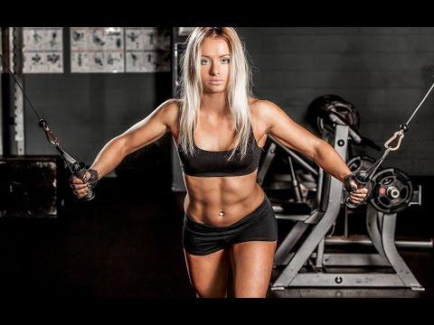 Женский бодибилдинг  мотивация
