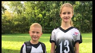 Pulaski area pop warner salmon river surge 2018 banquet video