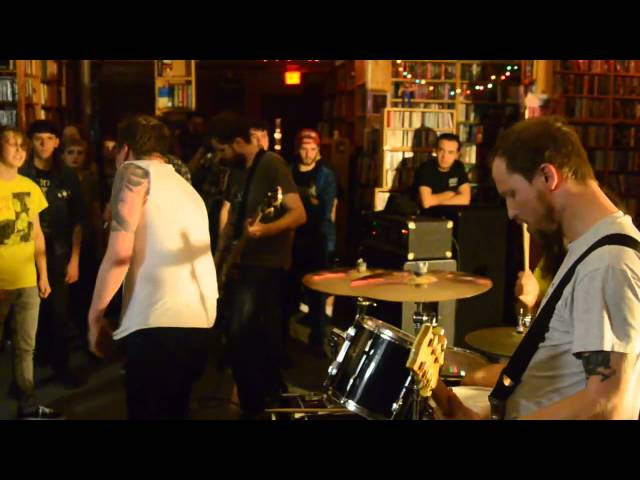 Government Flu - Live @ Nice Price Books 4/25/2014