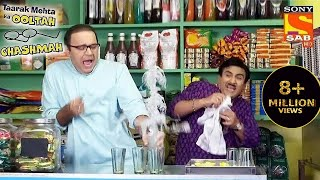 Jetha और Bhide ने बनाया Soda - Taarak Mehta Ka Ooltah Chashmah -तारक मेहता - Ep 3278 - 16th Oct 2021