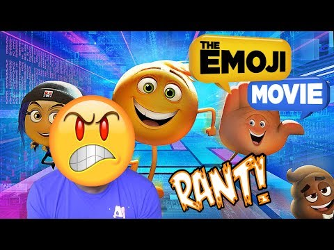 The Emoji Movie LIVE Review/RANT