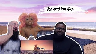 """CupcakKe """"Squidward Nose"""" (Official Music Video) - Deen & Thurm REACTION"""
