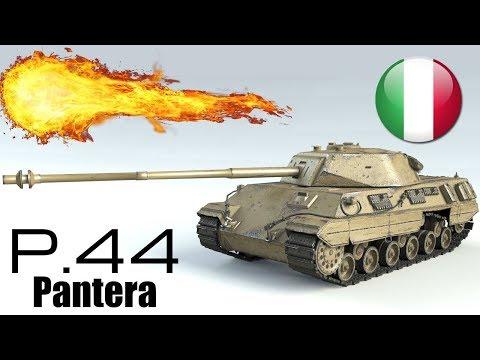 P.44 Pantera - Włoska petarda !!!