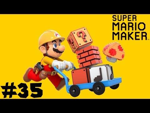 Super Mario Maker -- Part 35: End of Easy Street