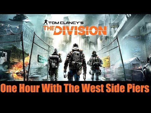 1 Hour With The West Side Piers. The Division Update 1.8
