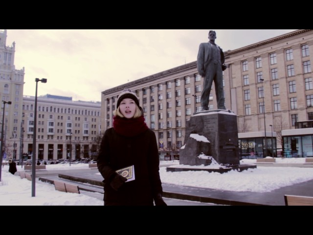 Изображение предпросмотра прочтения – ВалентинаРыкова читает отрывок изпроизведения «Флейта-позвоночник» В.В.Маяковского