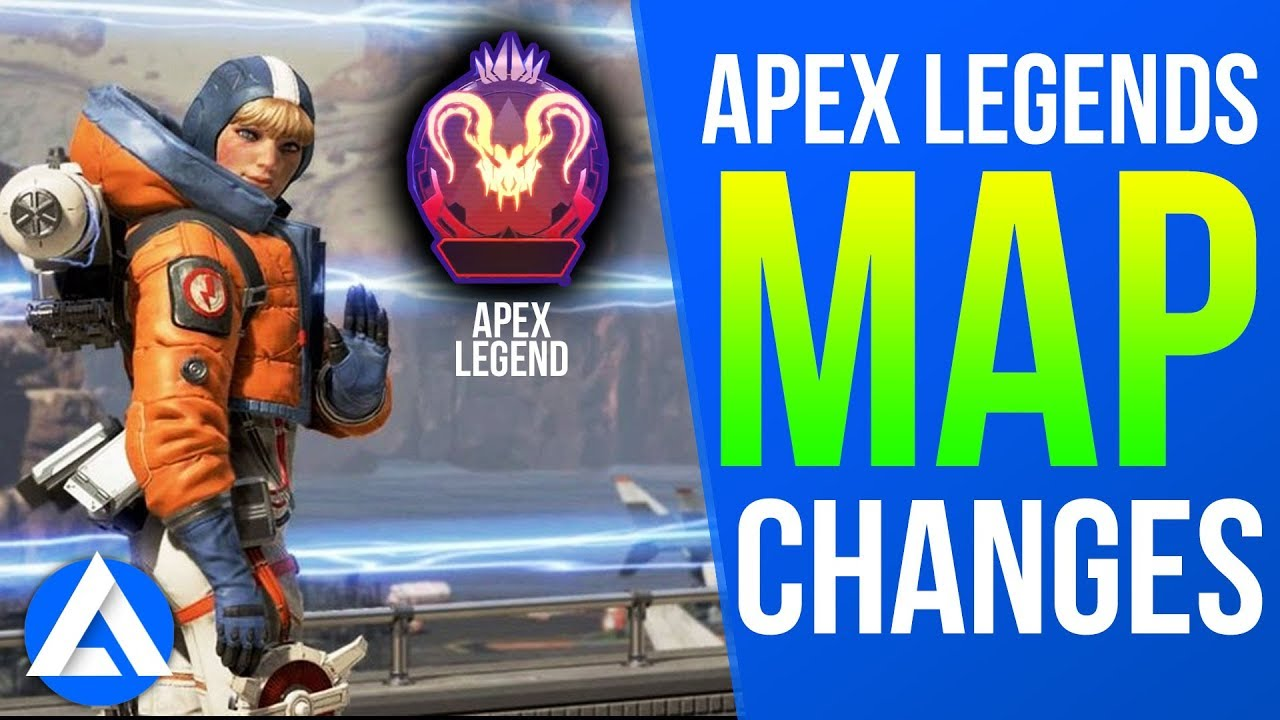 Apex Legends Patch Notes for Season 2 update: NEW PS4 and Xbox One map changes