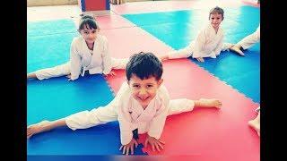 Тренировка каратэ дети/Karate for Children/KARATE CLUB