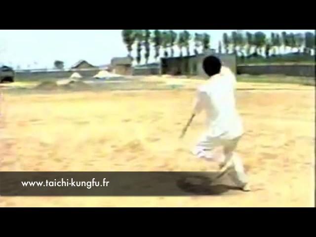 Taiji (Taichi) style Chen - Chen Xiao Xing - Hallebarde