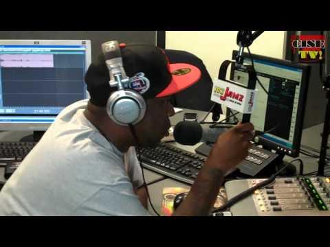 DJ BEE  IN THE MIX ON 103 JAMZ NORFOLK VA
