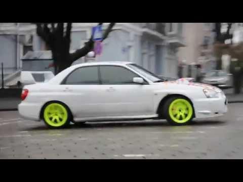 Subaru Impreza WRX STI Odessa