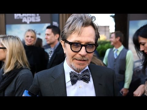 Dawn of the Planet of the Apes Premiere: Gary Oldman, Jason Clarke & More!