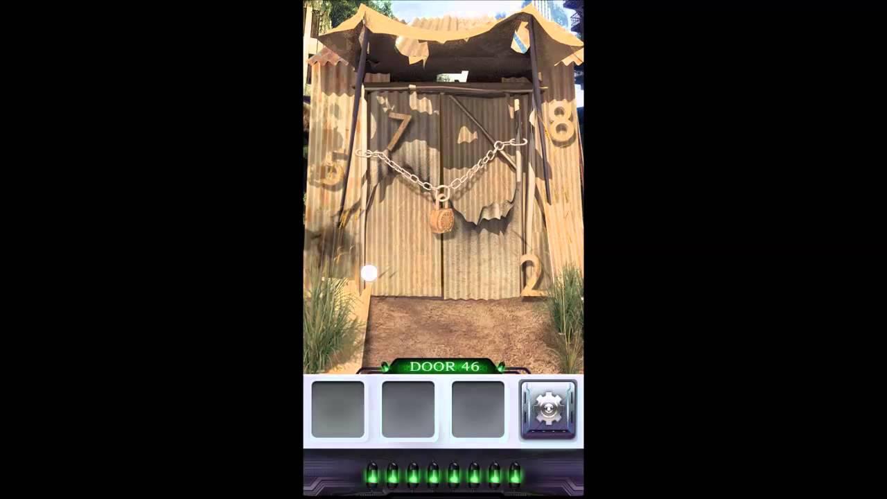100 Doors 3 Level 46 Walkthrough Youtube
