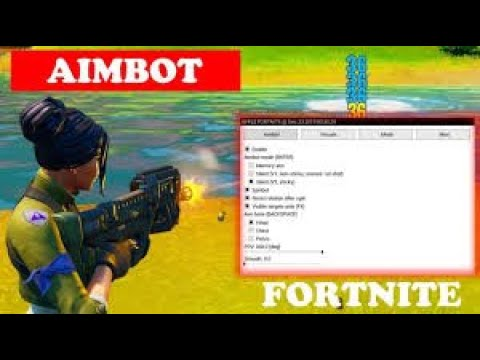 How To Get Fortnite Aimbot FREE 2020 (with Gameplay) (*PATCHED*)