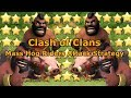 Clash of Clans Attack Strategy: Mass Hog Riders at Town Hall 7-8!