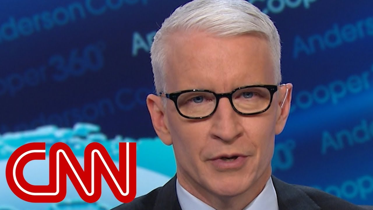 Anderson Cooper: Trump attacks bedrock institutions