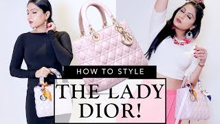 How to Style the Lady Dior!! | Sonal Maherali