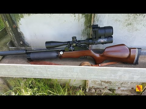 Pest Control with Air Rifles - Squirrel Shooting - Bad Sessions