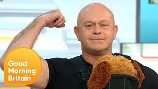 Ross Kemp Defends Men Wearing Papooses | Good Morning Britain