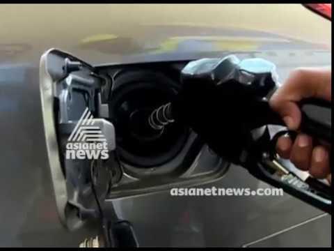 Fuel price hike again in Kerala