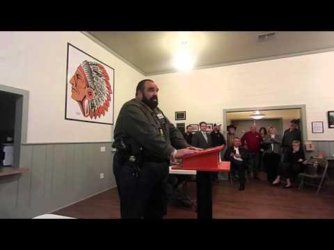 GOP Grand Saline TX Sheriff  candidate Katsoulas
