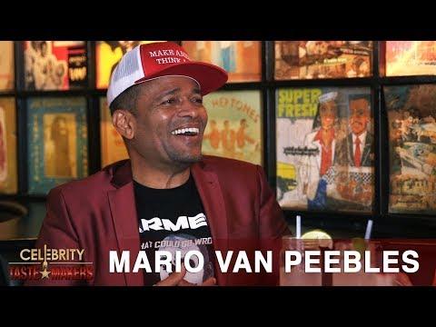 Dining With Mario Van Peebles