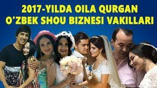 2017- ЙИЛДА ОИЛА КУРГАН УЗБЕК ШОУ БИЗНЕСИ ВАКИЛЛАРИ