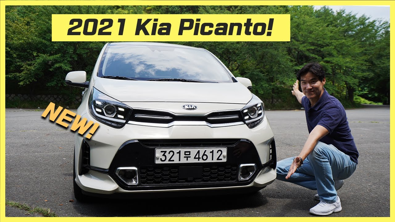 2021 New Kia Picanto Is Here 0 60 Top Speed Let S Drive This New Kia Picanto Youtube