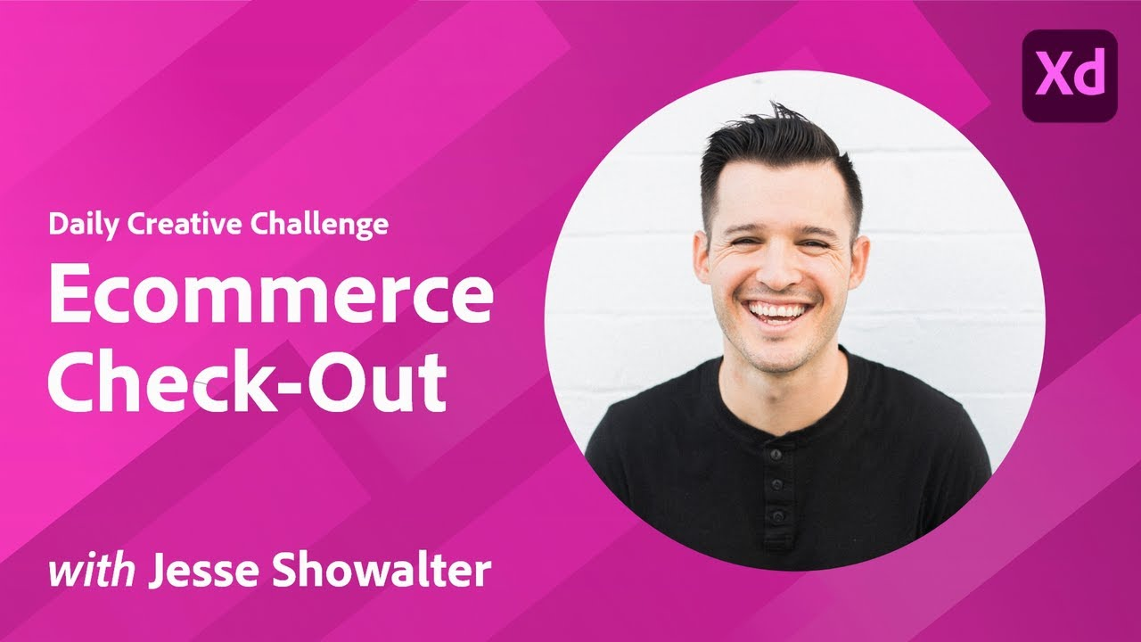 Creative Encore: XD Daily Creative Challenge - Ecommerce Check-Out