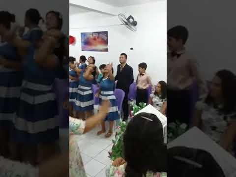 Terceiro aniversário da igreja missionária resgatando vidas Maceió