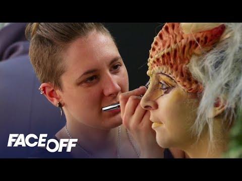 FACE OFF   Season 12, Episode 5: Edge Control   SYFY
