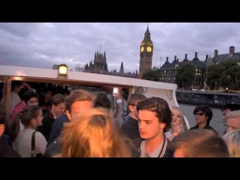 Immersion LSE Students Boat Party Video