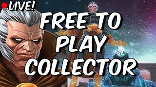 Act 5 Collector Final Boss - Free To Play Adventures - Marvel Contest Of Champions