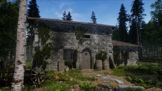 Abandoned Medieval House Speed Level Design / Unreal Engine 4 YouTube