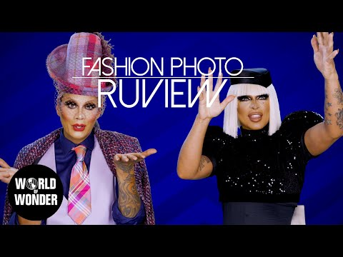 FASHION PHOTO RUVIEW: RuPaul's Drag Race UK Series 1 Episode 3