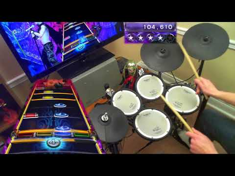 Sum 41 - The Hell Song [Rock Band 3 Drums]