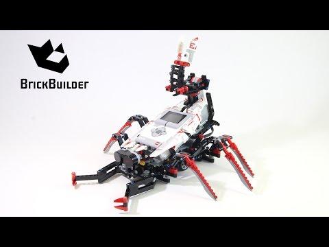 Lego Mindstorms 31313 SPIK3R - Lego Speed build - YouTube