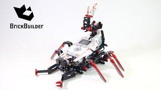 Lego Mindstorms 31313 SPIK3R - Lego Speed build