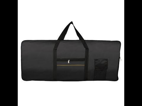 61-Key Padded Oxford Cloth Keyboard Carrying Case Review