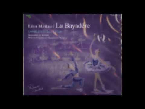 La Bayadère; Konstantin Krimets & Moscow International Symphony Orchestra; 2017