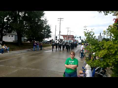 Maries County R1 Marching Band 2013