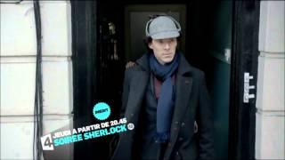 BA Sherlock Saison 3 FRANCE 4