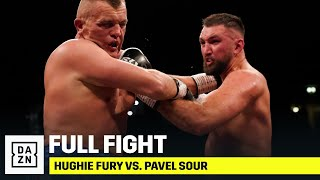 FULL FIGHT | Hughie Fury vs. Pavel Sour