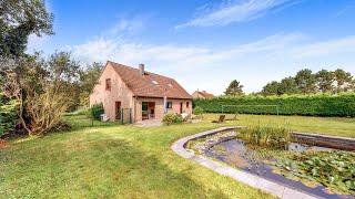 Manage - Splendide Villa en vente par Century 21 Immo Dewaele