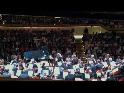 Martha Argerich - Scarlatti Sonata in D Minor K.141 Berlin 2016