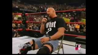 Stone Cold Calls Out The nWo - 2-18-02