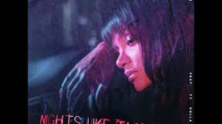 Kehlani Ft. Ty DollaSign – Nights Like This ( Instrumental) (Free Download)