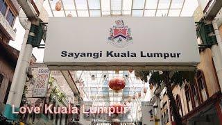 Kuala Lumpur, Malaysia Vlog 1