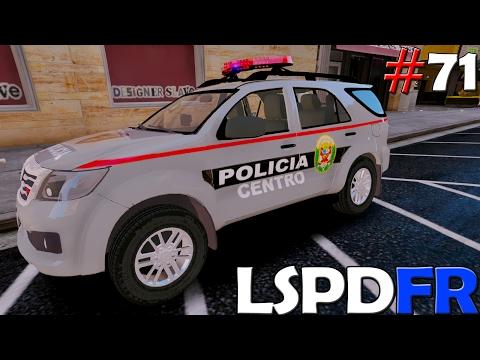 GTA V LSPDFR #71  POLICIA DE PERU  EN 2.0 | TheAxelGamer