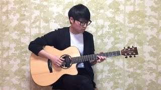 (Charlie Puth) One Call Away - Steve Lee [Fingerstyle Cover]